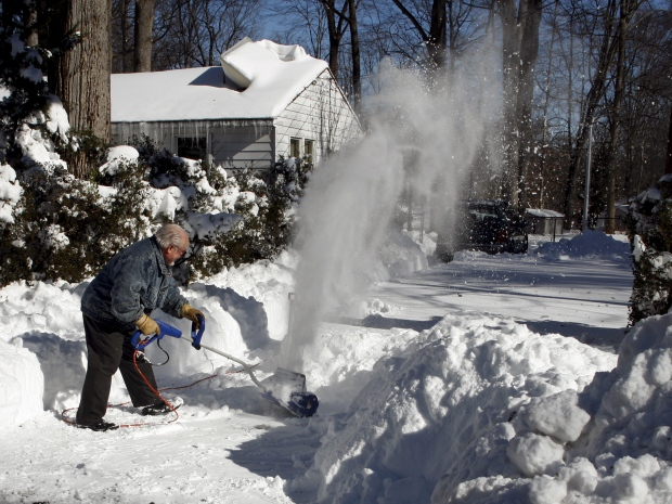 Blizzard of 2017 shuts down travel in the us northeast for Winter vacation east coast