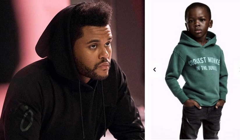 717e9256d7da Home Lifestyle Weeknd cuts ties with H M over racism claims